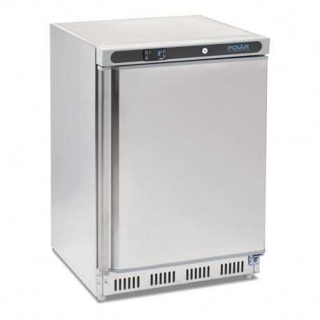 Undercounter Refrigerator Polar Stainless Steel C Series 150L