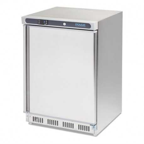 Polar C Series Stainless Steel Undercounter Freezer