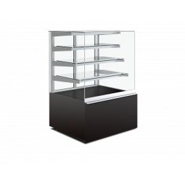 3P Hot pastry display case