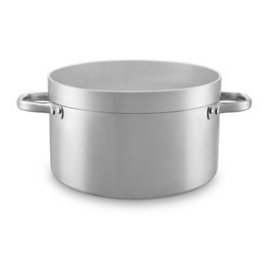 Tall aluminum pans