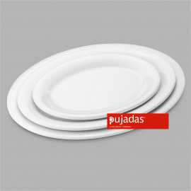 "Platos Ovalados ""Complete Table"""