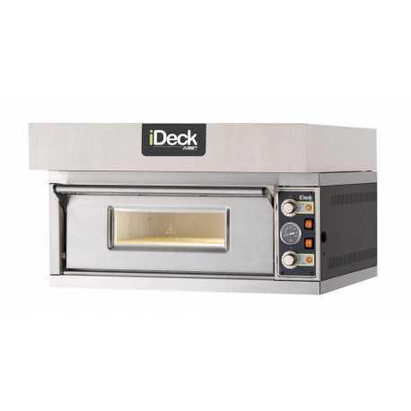 Four à pizza Moretti iDECK 1 chambre à commande mécanique