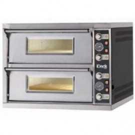 Moretti iDECK 2-Chamber Mechanical Control Pizza Oven