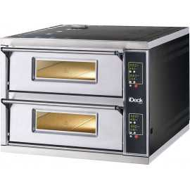 Moretti iDECK 2-Chamber Electronic Control Pizza Oven