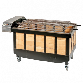 Automatic barbecue