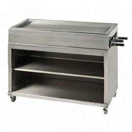 Stainless steel chopping tray
