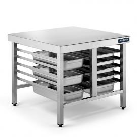 Mesa soporte hornos