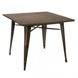 TABLES BASSE CARRÉES ANTIK OLD