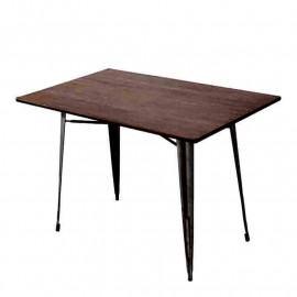 LOW RECTANGULAR ANTIK OLD TABLES