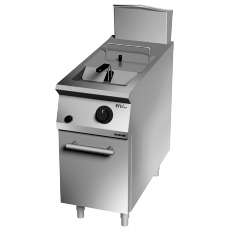 Gas fryer 16 L