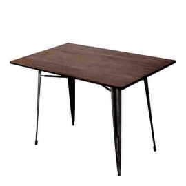 TABLES HAUTES RECTANGULAIRE ANTIK OLD