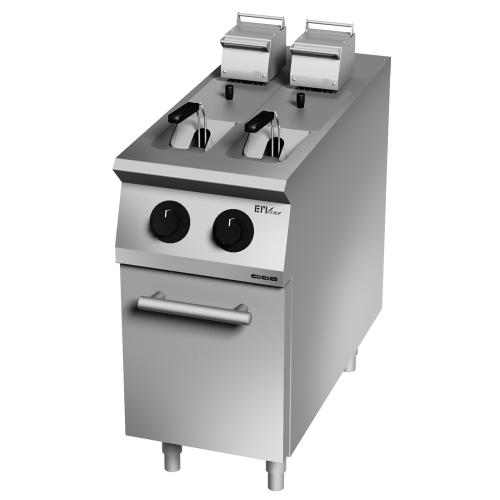 Friteuse électrique de 900 litres