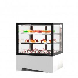 Refrigerated display case integra compact
