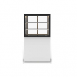 Refrigerated display case integra compact base 60