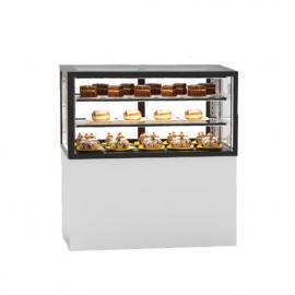 Vitrina expositora refrigerada integra compacta base 100