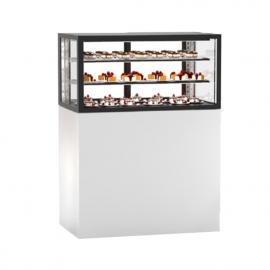 Vitrine réfrigérée integra base 100 compacte