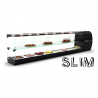Vitrina Slim Tapes refrigerada