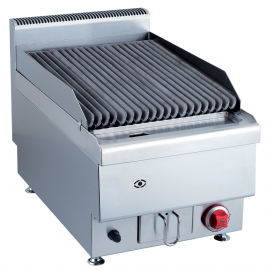 Volcanic rock gas barbecue 40