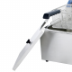 Electric fryer 6 liters