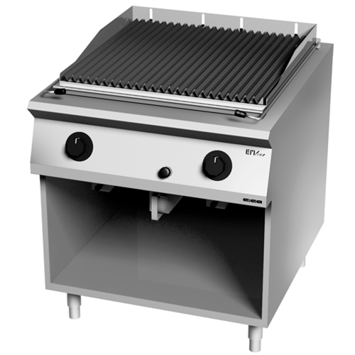 Professional gas barbecue 80