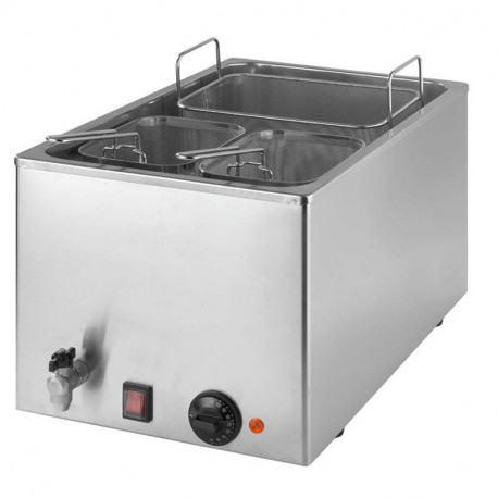 Máquina cocer pastas eléctrico