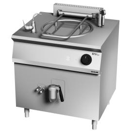 Marmite industrielle électrique indirecte 50 litres
