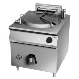 Marmite industrielle électrique indirecte 150 litres