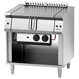 Tilting pan 50 L gas