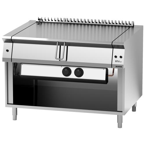pan basculante électrique 110 L