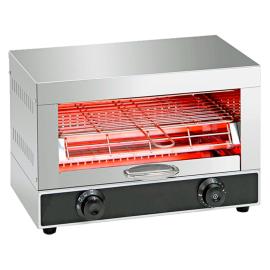 Grille-pain électrique à 1 niveau