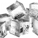 Square ice cube machines