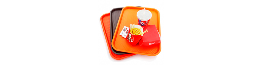 Bandejas fast food