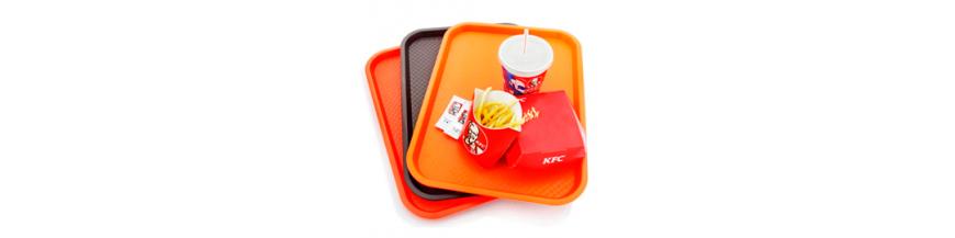 Plateaux fast food