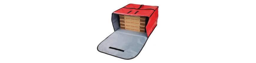 Transporte isotérmico de alimentos