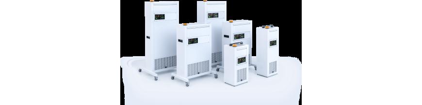 Máquina de ozono + Purificador de aire STERYLIS VS