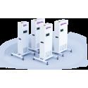 Ozonizador industrial + Purificador de aire STERYLIS ULTRA
