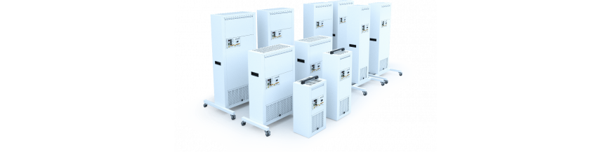 Commercial air purifier SERYLIS BASIC