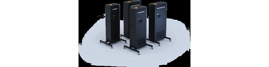 Purificateur d'air professionnel + ioniseur STERYLIS GASTRO