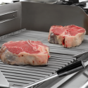 Commercial chargrills
