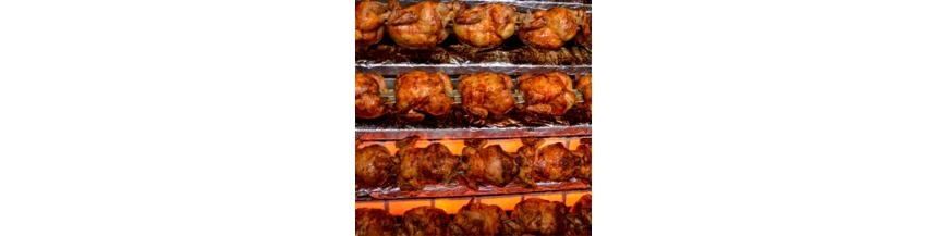 Rostidors de pollastres