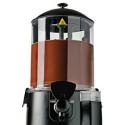 Hot chocolate dispensers
