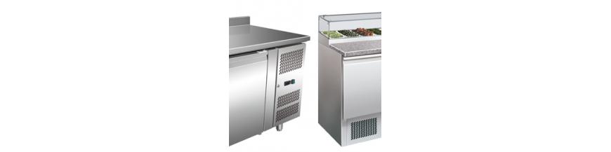 Commercial counter fridges