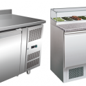 Commercial counter fridges
