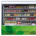 Multideck display fridges
